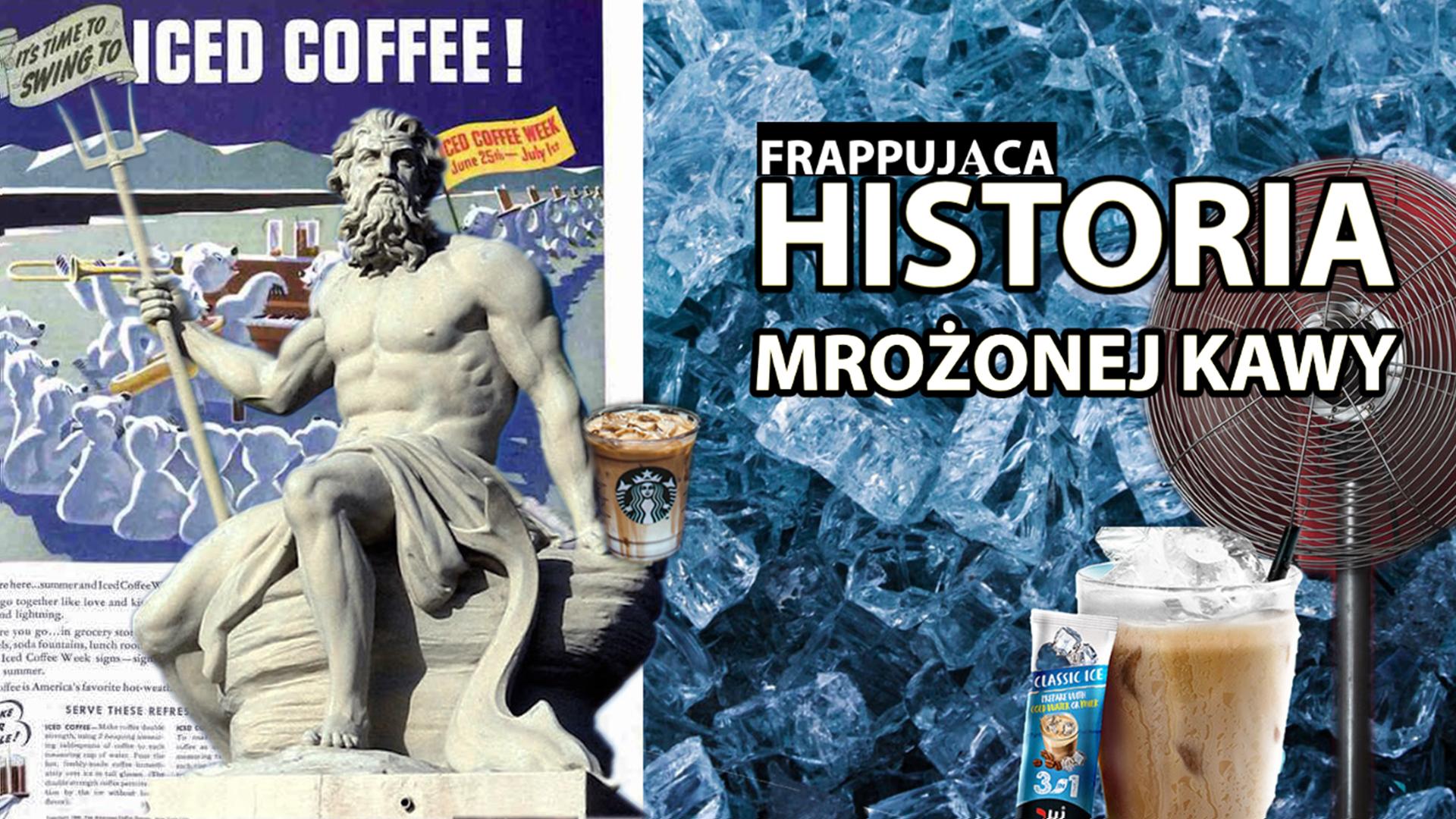 historia kawy mrożonej